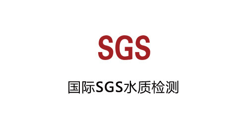 国际SGS水质检测