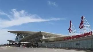 进驻太原武宿国际机场